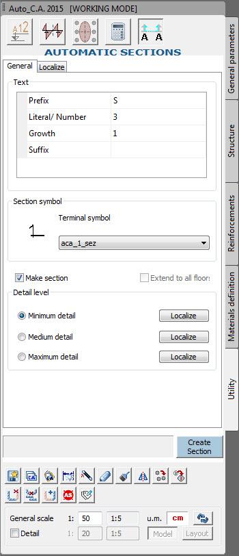 menu utility